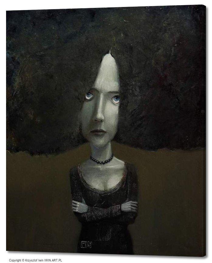 Lilith (20x24″)