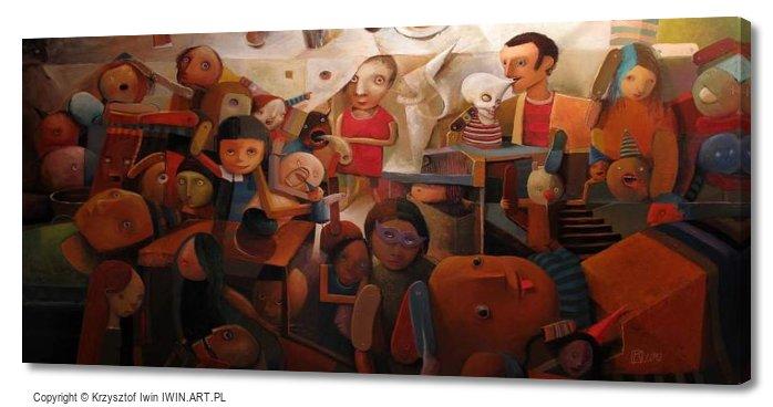 Banquet (24x12″)
