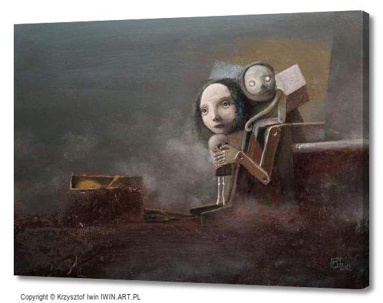 Fog (16x12″)