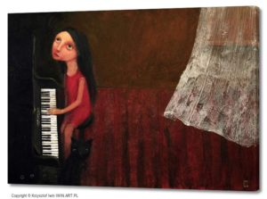 Melody (28x20″)