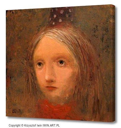 Portrait IX (12x12″)