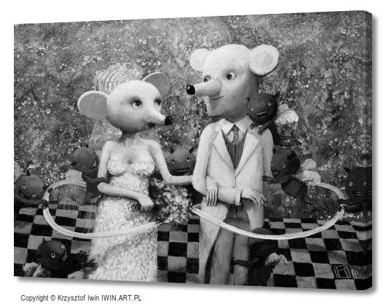 Wedding (16x12″)