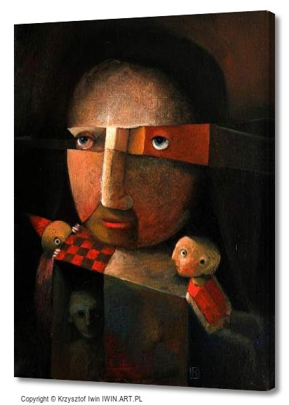 Puppeteer (12x16″)