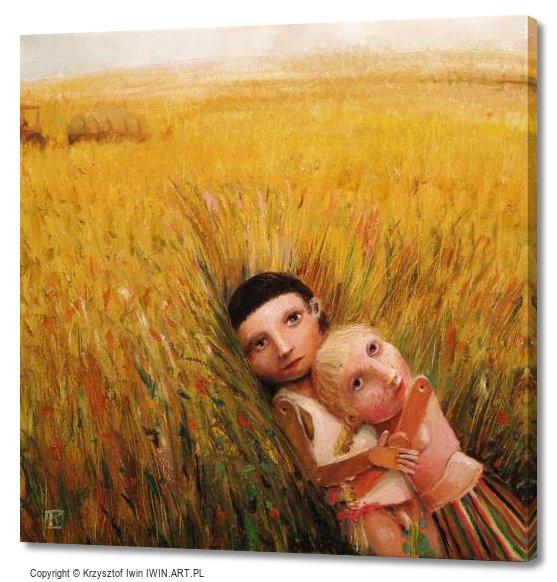 Harvest (16x16″)