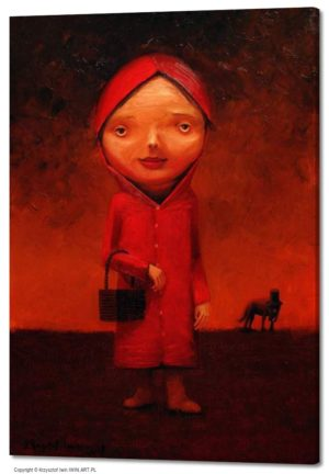 Little Red Riding Hood (20x28″)