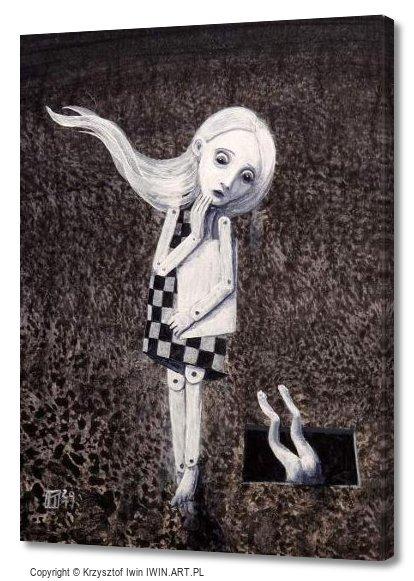 Alice (12x16″)