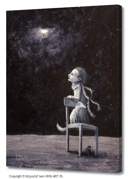 The Little Prince (12x16″)