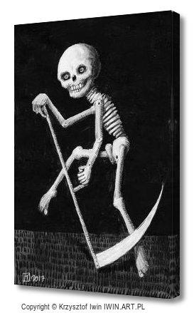 Death (8x12″)