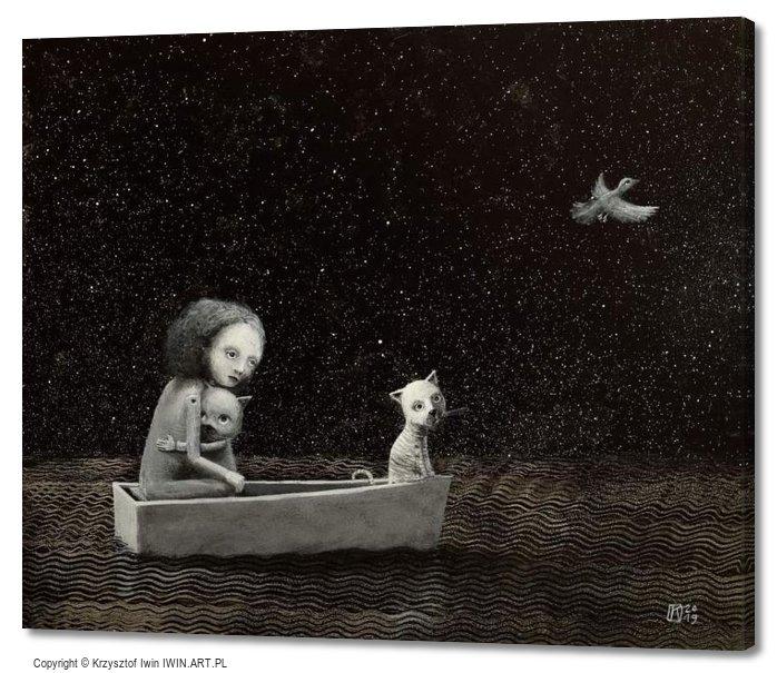 Lake of Hope (24x20″)