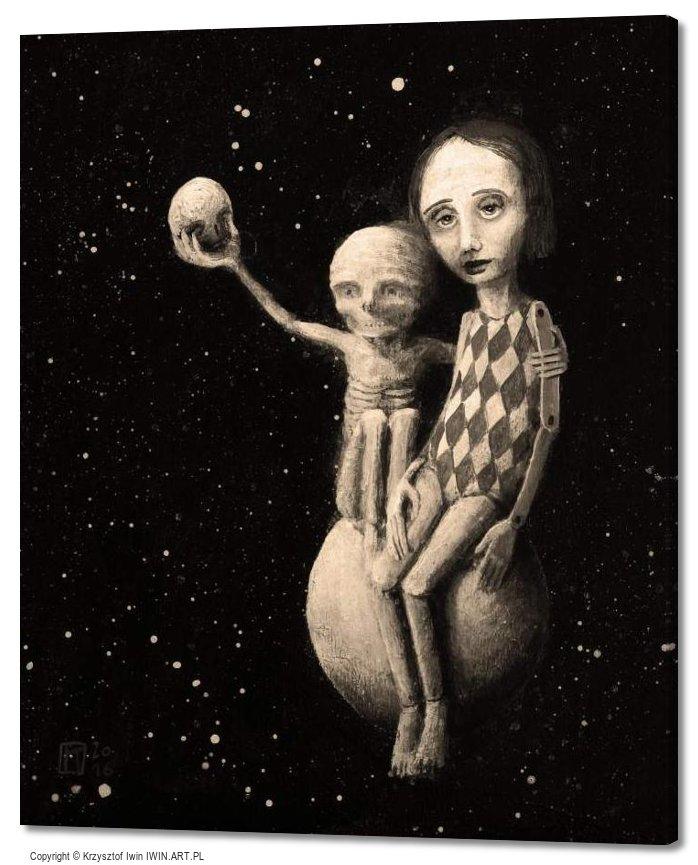Memento mori (20x24″)