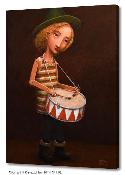 Drummer (12x16″)